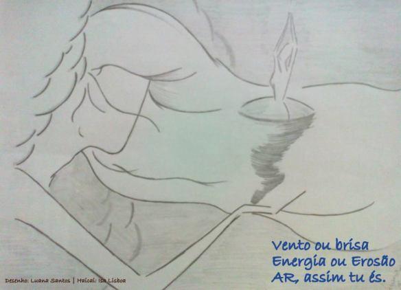 Energia ou ErosãoAR, assim tu és.