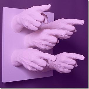 Apontar o dedo